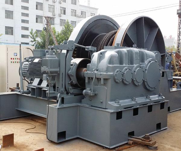 Proporciona malacate 100 toneladas de calidad fiable