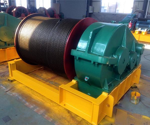 Ofrece malacate 30 toneladas de alta calidad, precio bajo
