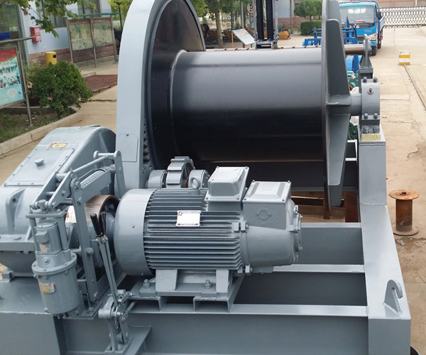 Se vende malacate eléctrico, malacate hidráulico, 30 ton