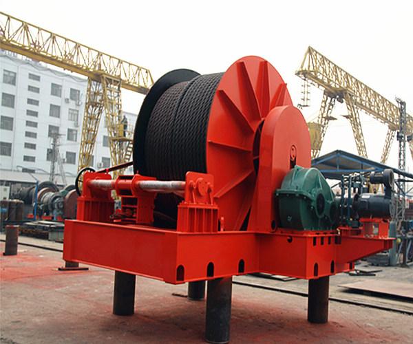 Venta de malacate 50 toneladas, modelo JM