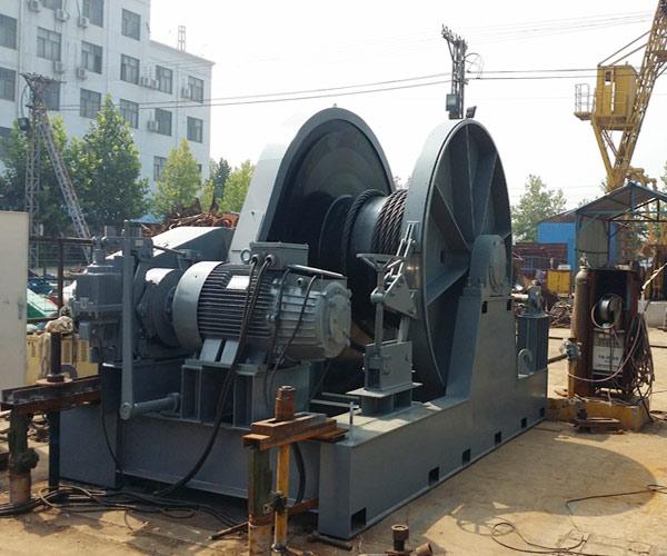 Porductos de malacate eléctrico, malcate hidráulico