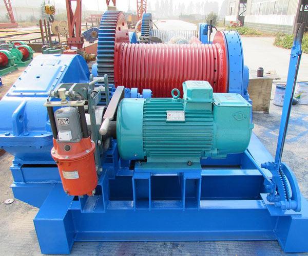 Venta de malacate eléctrico 10 toneladas