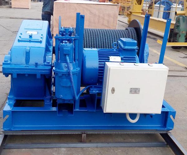 Ofrece malacate eléctrico 10 toneladas, alta calidad