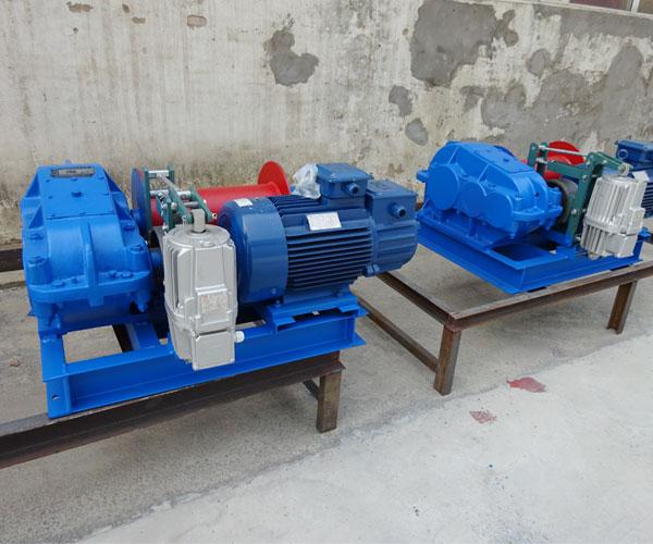 Venta de malacate eléctrico 2 toneladas 2000 kg