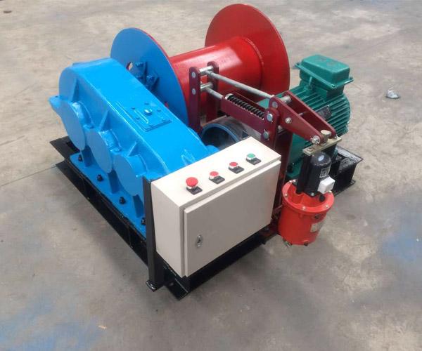 Fabricante profesional de malacate eléctrico 220v