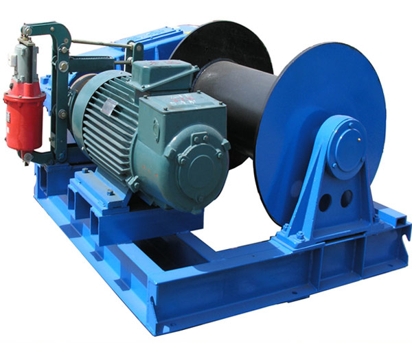 Venta de malacate eléctrico 3 toneladas, modelo JM