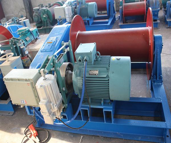 Fabricante de malacate eléctrico 5 toneladas, calidad fiable