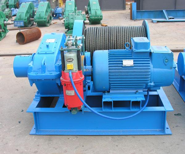 Ellsen Fabricante de malacate eléctrico 5 toneladas