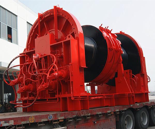 Ofrece malacate hidráulico de 50 toneladas, fabricante profesional de malacates eléctricos, malacates hidráulicos