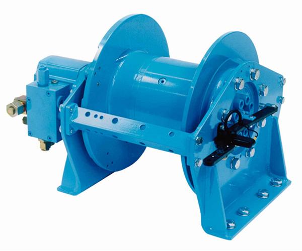 Ofrece malacate hidráulico industrial de alta calidad