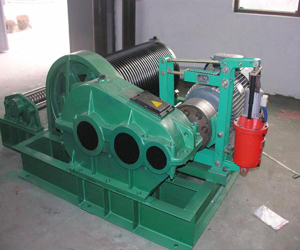 Productos de malacate mecánico, eléctrico, hidráulico